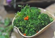 Nếu muốn giảm cân đừng bỏ qua món súp lơ trộn dễ làm mà dễ ăn