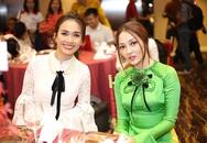 Sao Việt đồng loạt diện áo dài đi sự kiện