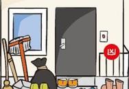 Làm vất vả cả năm không bằng biết những quy luật thiết kế cửa chính hút tiền vào nhà
