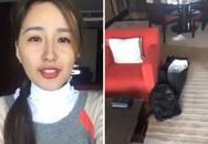 Mai Phương Thúy livestream khoe nhà, dân mạng chê ăn ở luộm thuộm