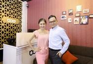 """Nguyệt Ánh bất ngờ """"cặp kè"""" với Trịnh Tú Trung"""