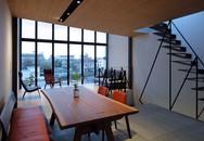 Nhà 3 tầng kiểu Nhật đơn giản mà đẹp miễn chê