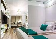 Chỉ 38m², căn hộ này vẫn là không gian sống đẹp và tiện nghi cho gia đình 3 thế hệ