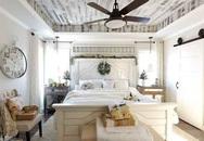 10 mẹo nhỏ sau sẽ giúp bạn có 1 phòng ngủ phong cách đồng quê Pháp để hâm nóng tình cảm vợ chồng