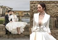 Á hậu TVB lấy chồng sau 12 năm 'yêu nhưng không sex'