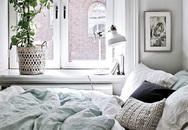 Bạn vẫn có thể sở hữu những phòng ngủ cực chất như thế này dù nhà nhỏ