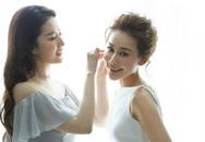 Lưu Diệc Phi xinh đẹp lấn át cô dâu trong đám cưới bạn thân