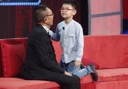 Lại Văn Sâm phải xin lỗi cháu nội trên sóng truyền hình vì một cậu bé