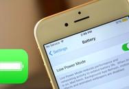 Một số vấn đề về pin iPhone và cách khắc phục