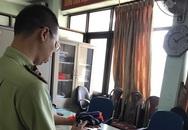 Quản lí thị trường Hà Nội bắt hàng trăm khẩu súng giả