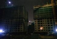Hà Nội: Sập giàn giáo ở khu chung cư cao tầng khiến 3 người bị thương