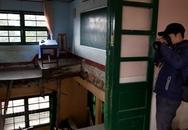 Sập sàn trường học, 10 học sinh bị thương