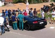 Siêu xe Lamborghini độc nhất vô nhị ở Việt Nam tông chết người
