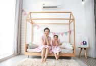 MC Minh Trang bật mí 4 mẹo dùng điều hòa không lo con ốm
