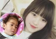 Tâm sự rơi nước mắt của cô gái trẻ sau nửa năm làm mẹ nuôi bé Yến Nhi
