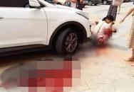 TP.HCM: Bé gái 2 tuổi bị cán tử vong khi đang chơi trước mũi xe ô tô