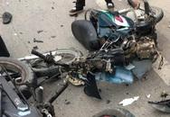 Hai xe máy đối đầu khiến một người tử vong