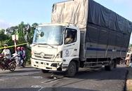 Vợ chồng bị ôtô tải tông tử vong