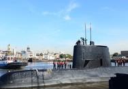 Tàu ngầm Argentina chở 44 thủy thủ mất tích