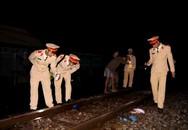 Nam thanh niên bị tàu hỏa tông chết sau khi tự tử bất thành