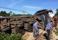 Tàu SE3 trật bánh ở Quảng Bình, hàng trăm hành khách thoát chết