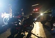 Thanh niên tử vong sau khi bị xe công nông kéo lê