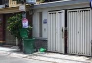 Thi thể bé trai sơ sinh trong thùng rác ở Sài Gòn