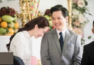 Hình ảnh Hoa hậu Thu Thảo cực xinh đẹp bên chồng đại gia trong lễ ăn hỏi