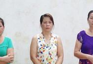4 'quý bà' trong đường dây lô đề tiền tỷ
