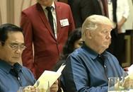 Tổng thống Trump, Putin ăn gì tại tiệc chiêu đãi APEC?