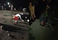 Hải Dương: Hai xe máy đâm nhau, một người chết thảm
