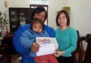 Người mẹ từ chối điều trị ung thư để giữ con: Niềm vui nhỏ đầu Xuân đến với 2 cháu bé