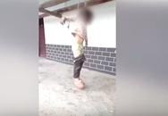 Phẫn nộ bé gái 8 tuổi bị bố treo cổ vì làm rách thỏa thuận ly hôn