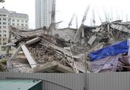 Hà Nội: Kinh hoàng trường mầm non hàng nghìn mét bị đổ sập