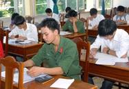 Muốn đăng ký xét tuyển vào trường quân đội phải nộp bao nhiêu bộ hồ sơ?