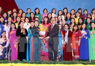 Bế mạc Đại hội đại biểu Phụ nữ toàn quốc lần thứ XII