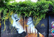 Bức tường nhà nhàm chán sau trang trí đẹp bất ngờ