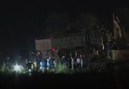 Đã xác định được danh tính 3 nạn nhân vụ sập cầu ở Tuyên Quang