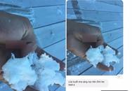 Sự thật thông tin tuyết rơi ở đỉnh Fansipan sáng nay gây xôn xao mạng xã hội