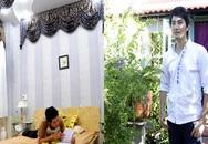 Hai căn nhà cái thì lòe loẹt, cái thì giản đơn của Nguyễn Phi Hùng