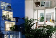 Thiết kế kiểu mới khiến nhà ống mặt phố ở Sài Gòn thoáng đãng đẹp mê li