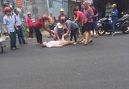 Vận động viên Pencak silat bị trúng đạn khi đang đi xe máy