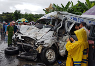 Vụ 2 xe khách tông nhau ở Kon Tum: Thêm 1 nạn nhân tử vong