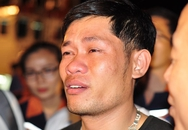 """Vụ chìm tàu Hải Thành, 9 người mất tích: """"Các bác cứu bố cháu với"""""""