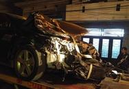Xe Camry gây tai nạn liên hoàn: Vợ tài xế gào khóc xin lỗi
