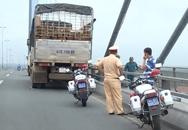 Phát hiện thi thể tài xế nhảy cầu Mỹ Thuận trôi xa hơn 50km
