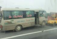 Tai nạn nghiêm trọng trên cao tốc Nội Bài – Lào Cai, nhiều người bị thương