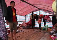 Tân Lạc, Hòa Bình: Sau vụ sập đồi, dân không dám về nơi ở cũ