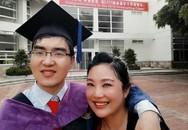 Bà mẹ Trung Quốc nuôi con bại não vào Đại học Harvard