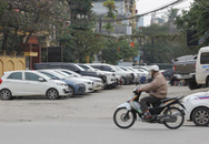 """Hà Nội: Đầu năm đã """"nóng"""" chuyện phí trông giữ xe"""